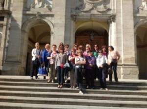 cursos de cultura en madrid - foto de grupo