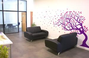 servicios de alquiler de aulas - espacio de descanso