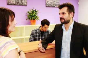 profesionales alquiler de aulas en Madrid