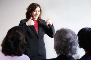curso de hablar al público - confianza