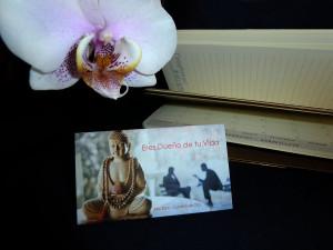 tarjeta camino de oro