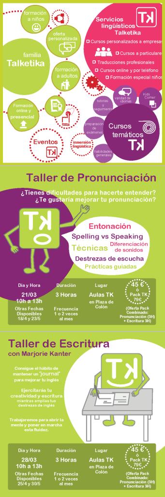 clases de idiomas talketika