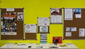 promoción de curso - espacio en nuestro centro