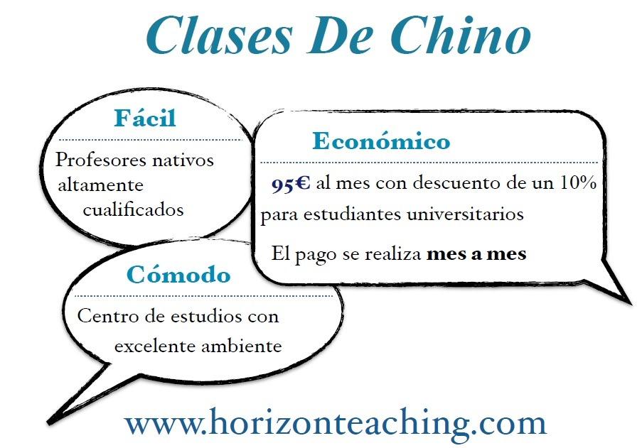cursos de chino en madrid