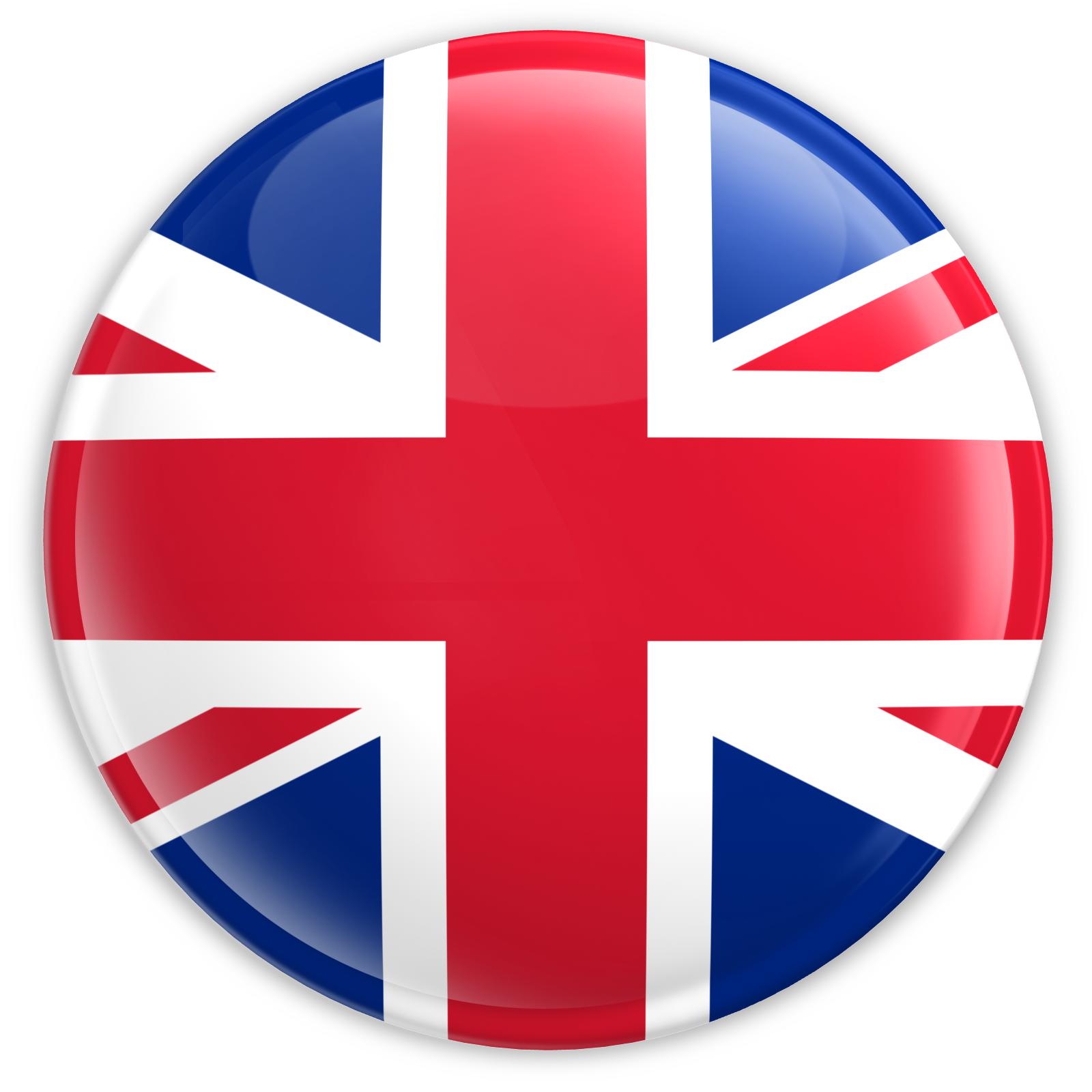 clases de inglés avanzado - flag