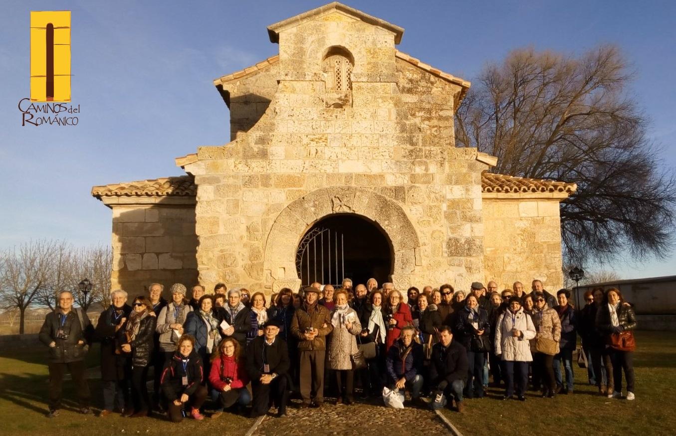 curso de arte románico - foto grupo
